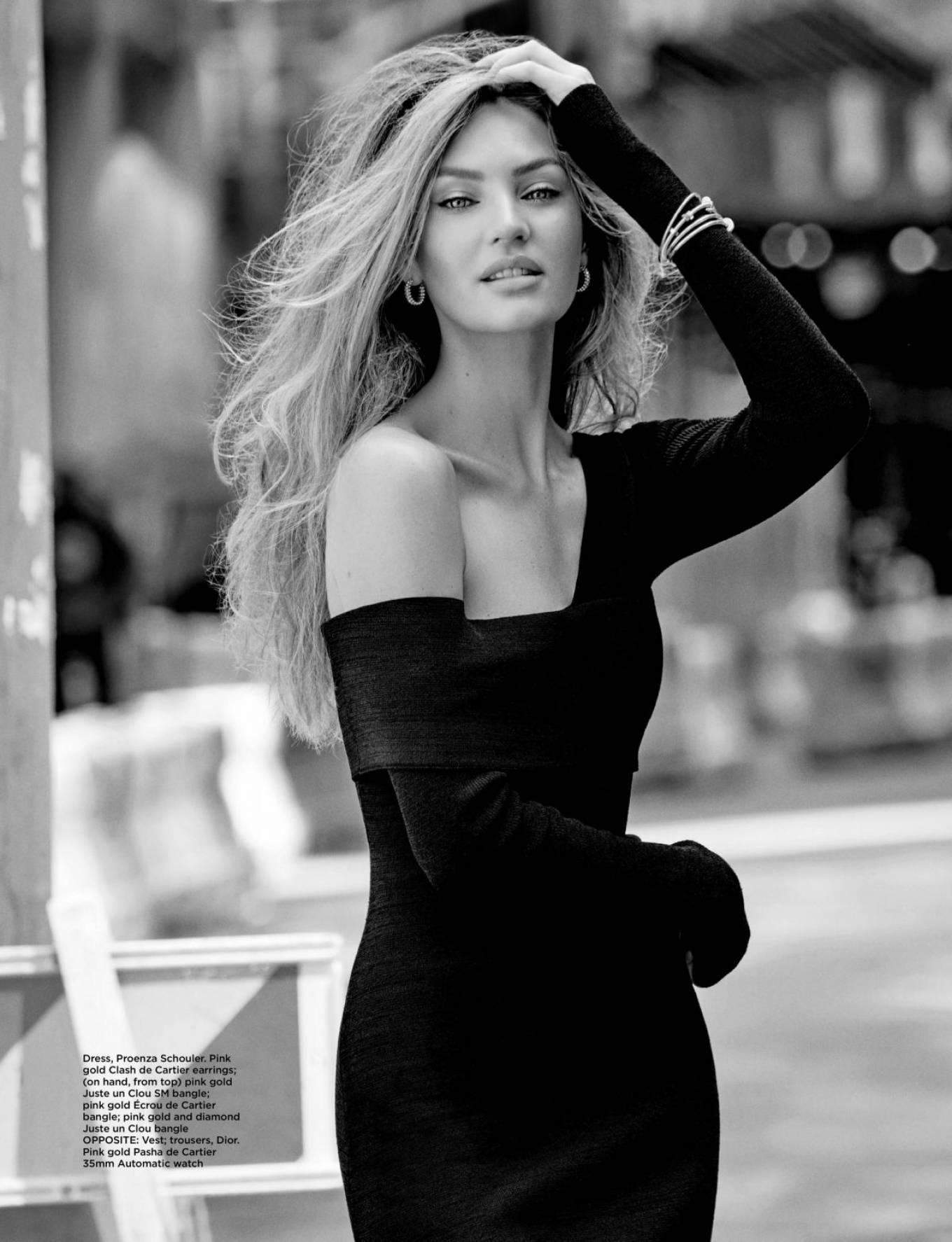 Candice Swanepoel 2020 : Candice Swanepoel – Harper's Bazaar Magazine (Singapore – 2020)-03