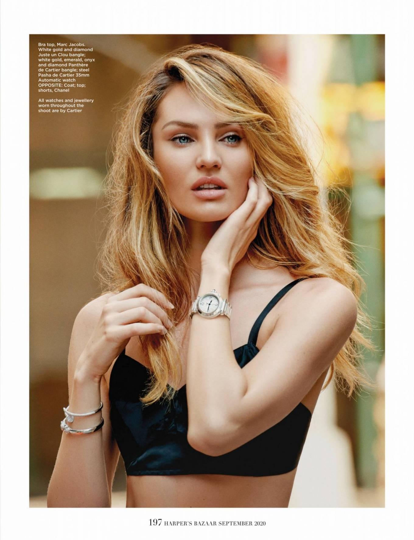 Candice Swanepoel 2020 : Candice Swanepoel – Harper's Bazaar Magazine (Singapore – 2020)-07