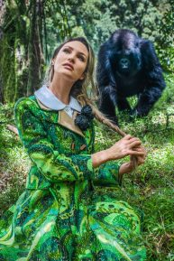 Candice Swanepoel - Harper's Bazaar Magazine (US - May 2020)