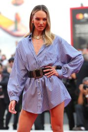 Candice Swanepoel - 'Marriage Story' Premiere at the 2019 Venice Film Festival red carpet