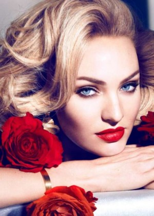 Candice Swanepoel - Max Factor Campaign 2016