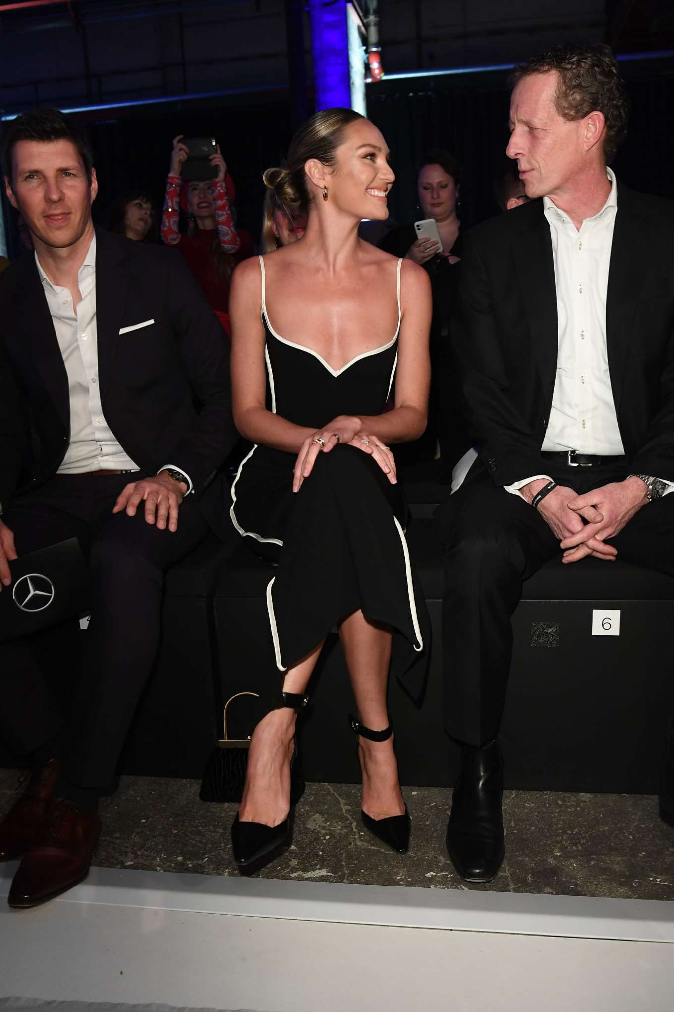 Candice Swanepoel 2020 : Candice Swanepoel – Mercedes-Benz presents Fashion Talents from South Africa show-11