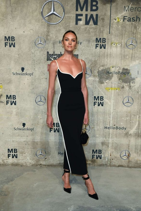 Candice Swanepoel 2020 : Candice Swanepoel – Mercedes-Benz presents Fashion Talents from South Africa show-12