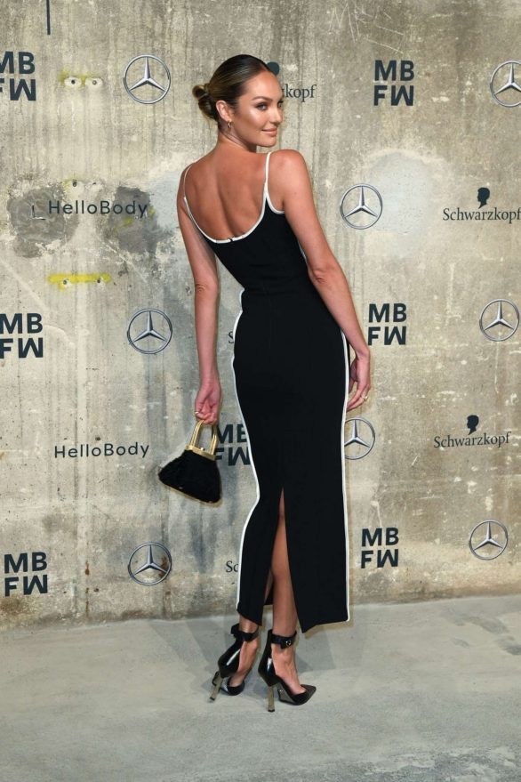 Candice Swanepoel 2020 : Candice Swanepoel – Mercedes-Benz presents Fashion Talents from South Africa show-20