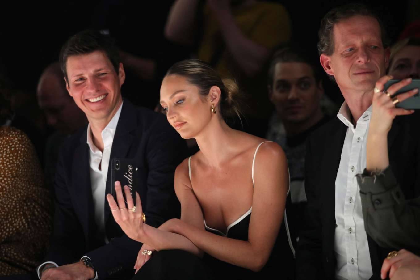 Candice Swanepoel 2020 : Candice Swanepoel – Mercedes-Benz presents Fashion Talents from South Africa show-24