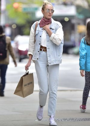 Candice Swanepoel - Out in New York City