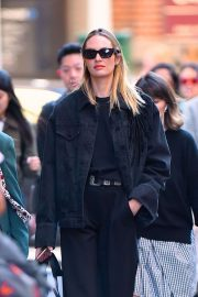 Candice Swanepoel - Out in NYC