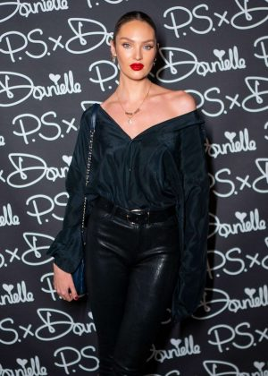Candice Swanepoel - P.S. x Danielle Launch by Danielle Priano in NYC