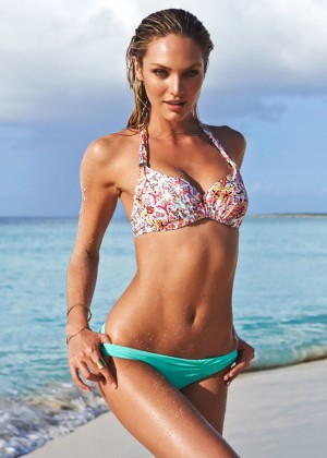 Candice Swanepoel - Paola Murray Swimwear 2015