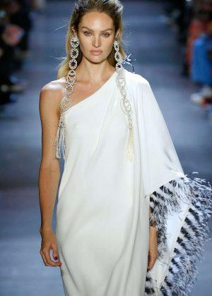 Candice Swanepoel - Prabal Gurung Runway Show in New York