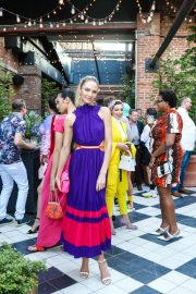 Candice Swanepoel - Prabal Gurung's #StrongerInColour Pride Event in New York
