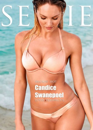 Candice Swanepoel - Selfie Magazine Swimsuit (May 2015)