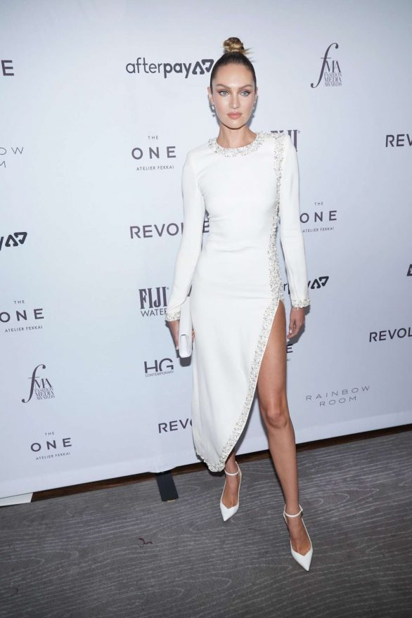 Candice Swanepoel - The Daily Front Row Fashion Media Awards 2019 in NYC