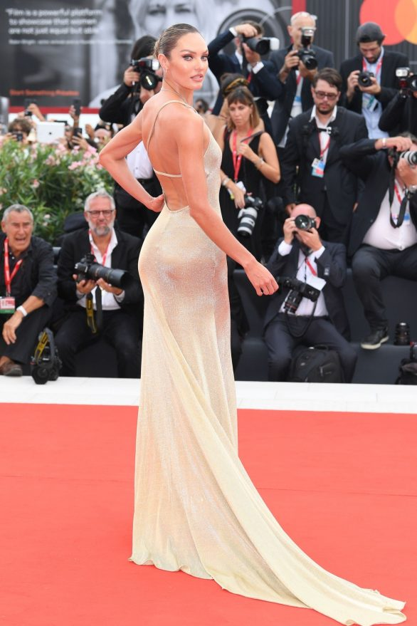 Candice Swanepoel - 'The Truth' premiere and Opening Ceremony at the 2019 Venice Film Festival