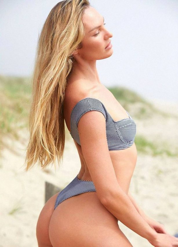 Candice Swanepoel - Tropic of C Bikini collection (June 2020)