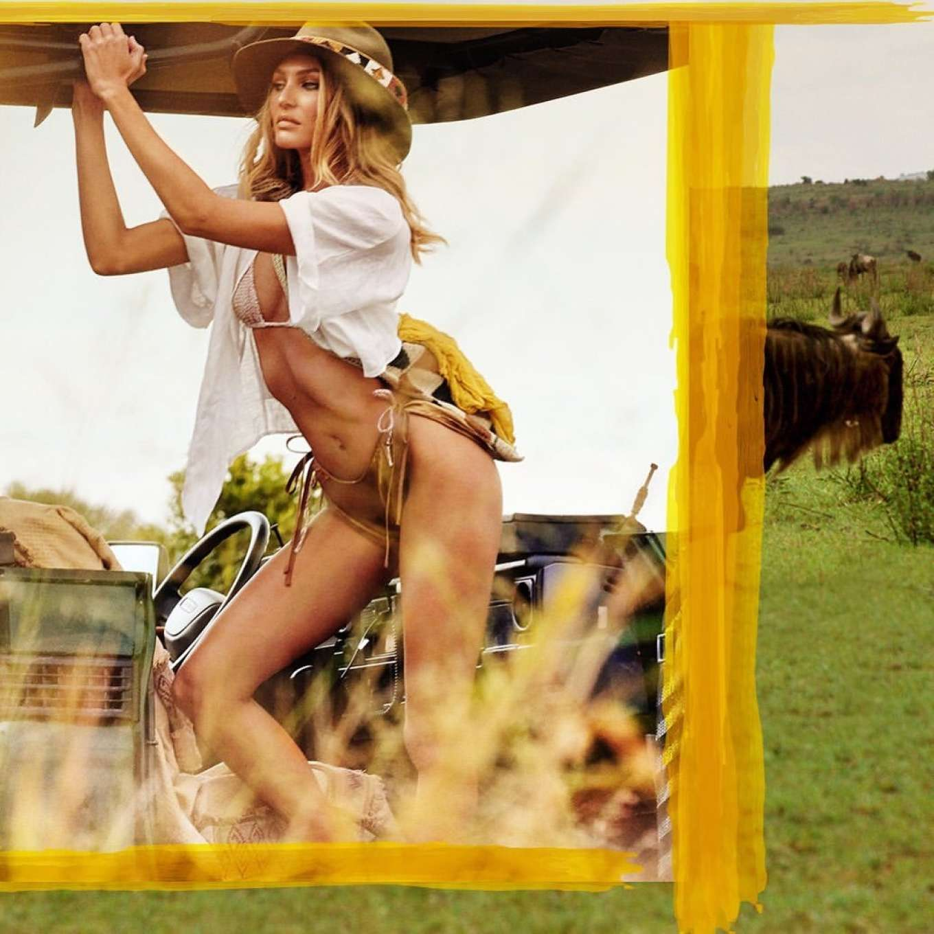 Candice Swanepoel 2019 : Candice Swanepoel – Tropic of C Collection 2020-07