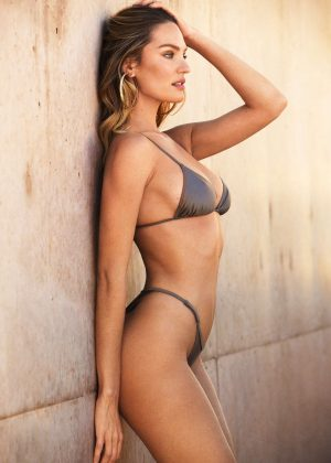 Candice Swanepoel - Tropic of c Resort Collection 2019
