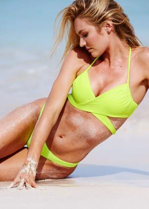 Candice Swanepoel - Victoria's Secret Bikini (April 2016)