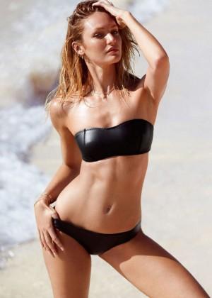 Candice Swanepoel - Victoria's Secret Bikini (August 2015)