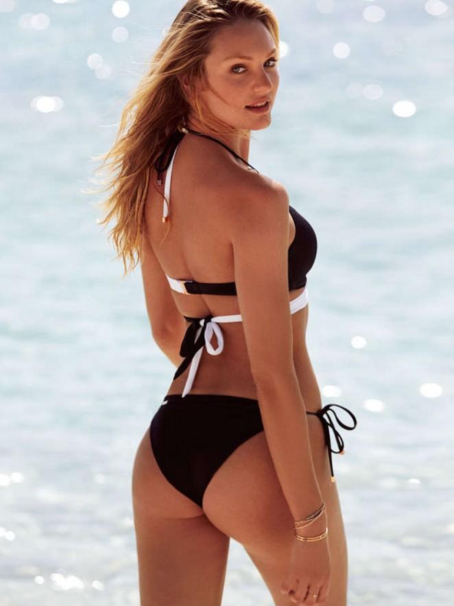 Candice Swanepoel: VS Bikini 2015 -10