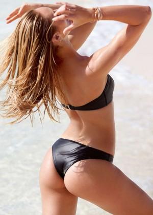 Candice Swanepoel: VS Bikini 2015 -13