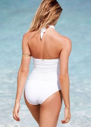Candice Swanepoel: VS Bikini 2015 -15