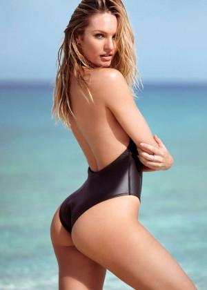 Candice Swanepoel: VS Bikini 2015 -17
