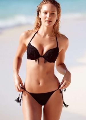 Candice Swanepoel: VS Bikini 2015 -19