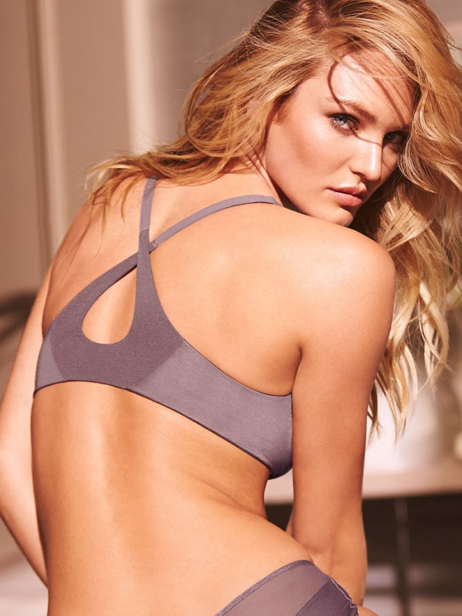 Candice Swanepoel - Victoria's Secret (February 2015)