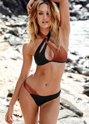 Candice Swanepoel - Victoria's Secret Bikini (January 2015) adds
