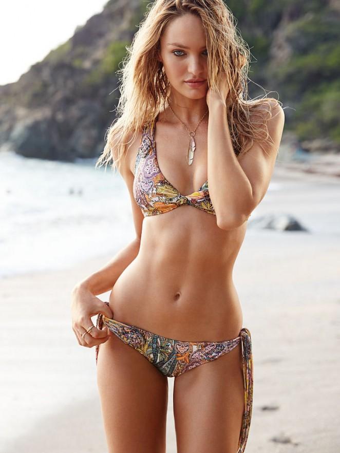 Candice Swanepoel - VS Bikini 2015 -23 - GotCeleb