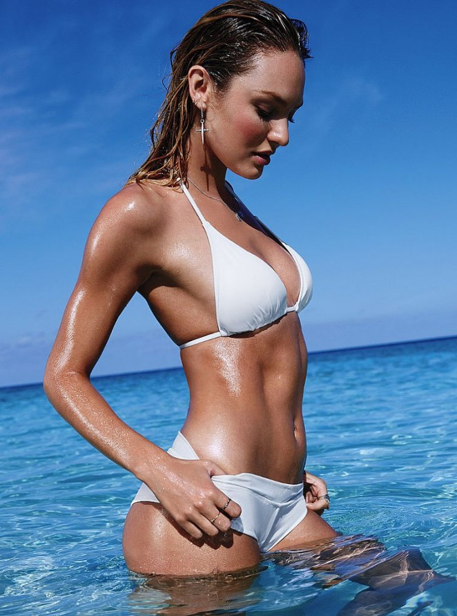 Candice Swanepoel - Victoria's Secret Photoshoot (June 2015) adds