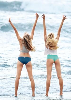 Candice Swanepoel: Victorias Secret Shoot 2016 -16