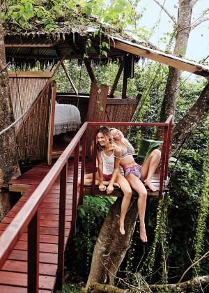 Candice Swanepoel: Victorias Secret Shoot 2016 -40