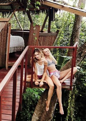 Candice Swanepoel: Victorias Secret Shoot 2016 -58