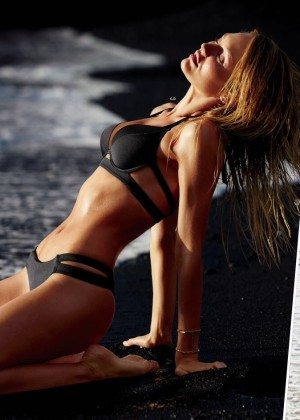 Candice Swanepoel - Victoria's Secret Swim 2015 Catalog