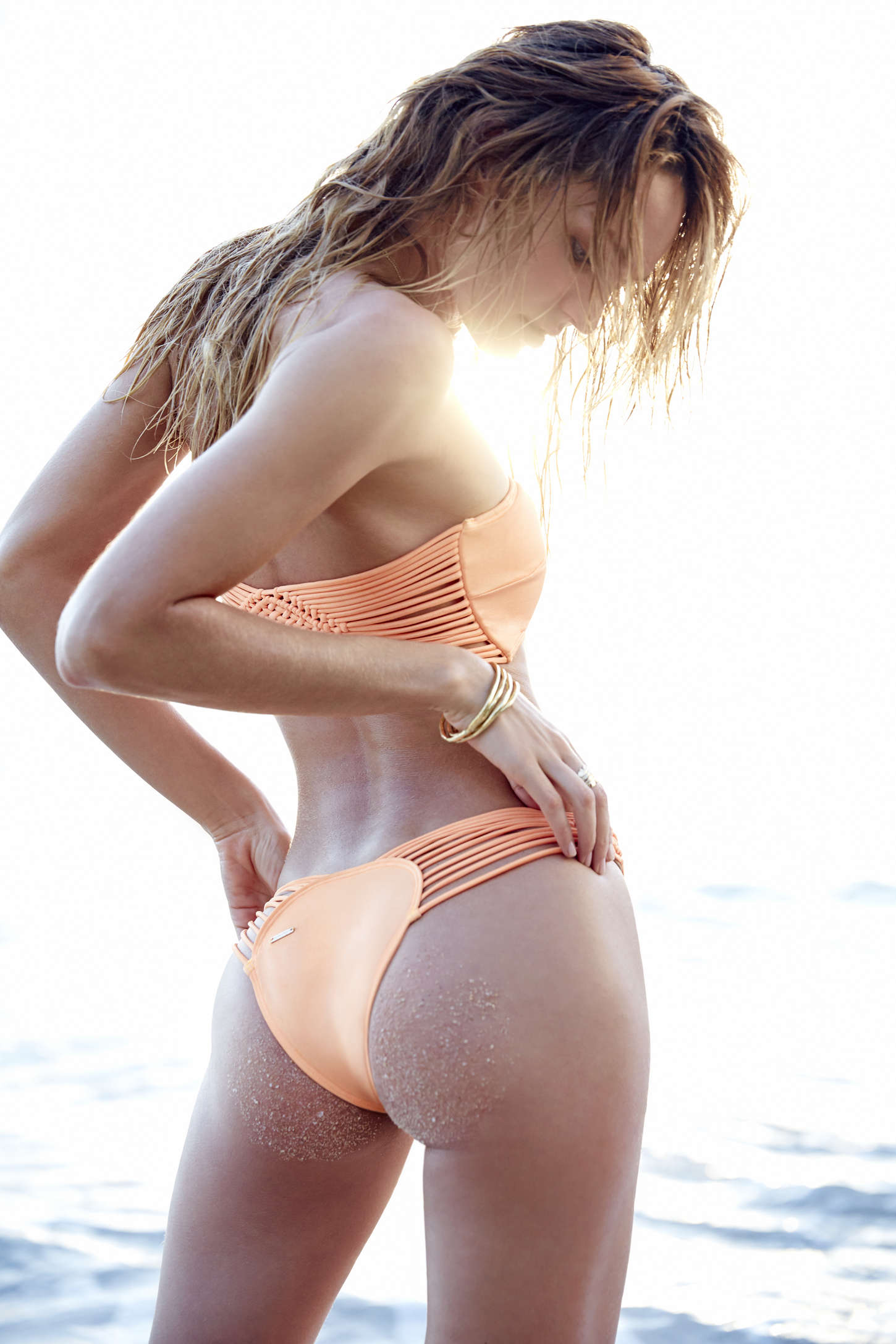 Candice Swanepoel 2015 : Candice Swanepoel: VS Swim Catalog 2015 -05