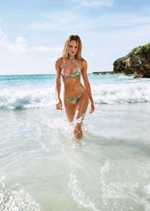 Candice Swanepoel - Victoria's Secret Swim Catalog 2015