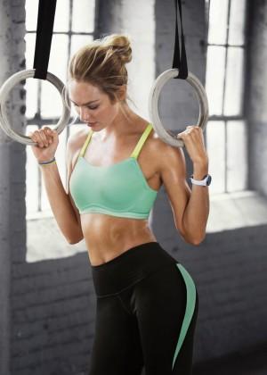 Candice Swanepoel - Victoria's Secret Ultimate Cross-Training Sport Bra