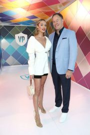 Candice Swanepoel - Vital Proteins Collagen Water Beverly Hills Bash