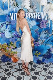 Candice Swanepoel - Vital Proteins Collagen Water Brunch at Swim Week in Miami