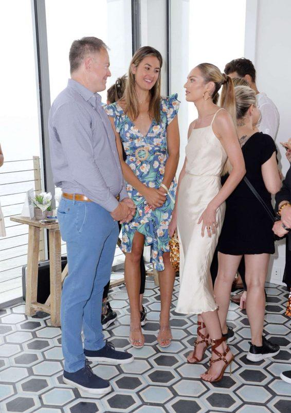 Candice Swanepoel 2019 : Candice Swanepoel – Vital Proteins Collagen Water Brunch at Swim Week in Miami-05