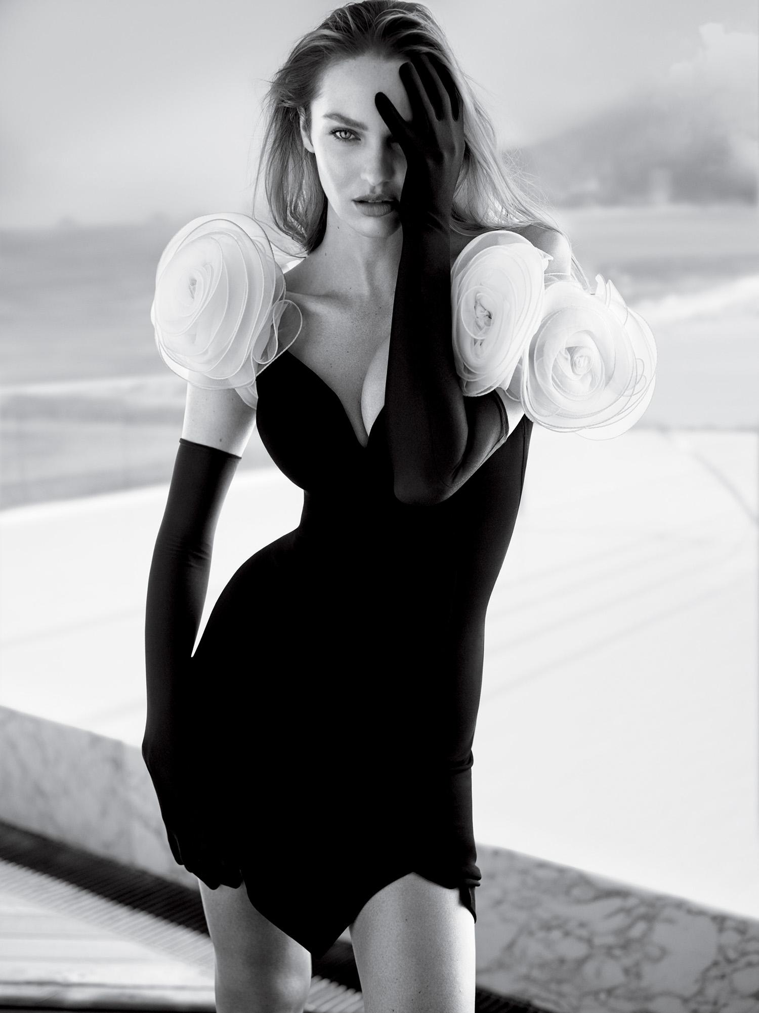 Candice Swanepoel - Vogue Brazil Magazine (November 2017)