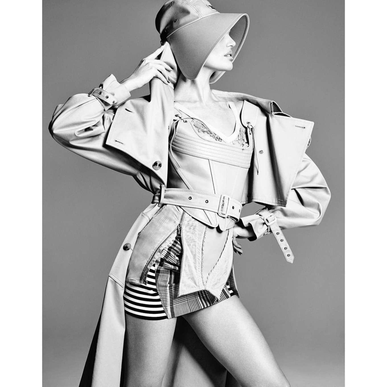 Candice Swanepoel - Vogue Japan Magazine (March 2020)