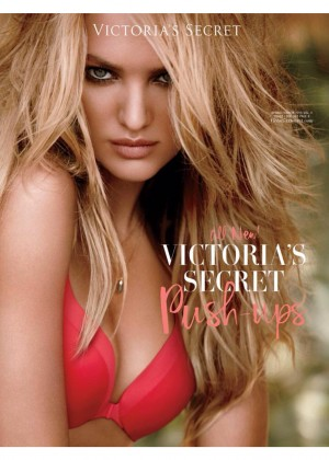Candice Swanepoel - VS Spring Fashion 2015 Catalog