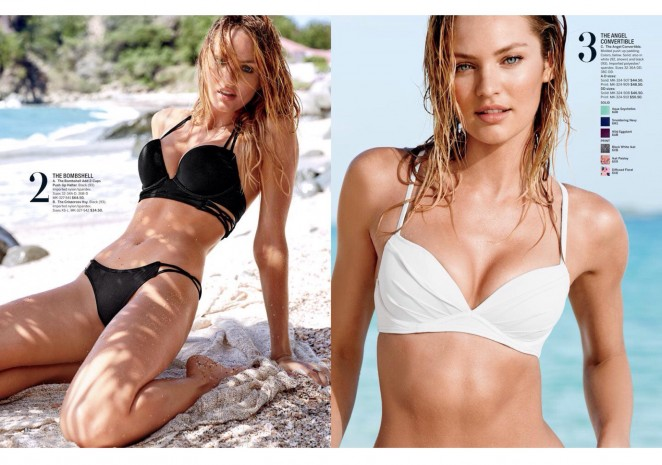 Candice Swanepoel: VS 2015 Catalog -07