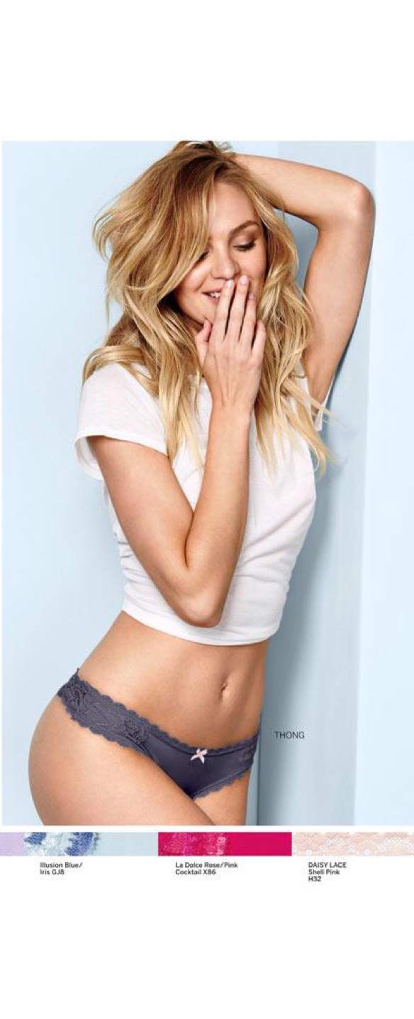 Candice Swanepoel: VS 2015 Catalog -10