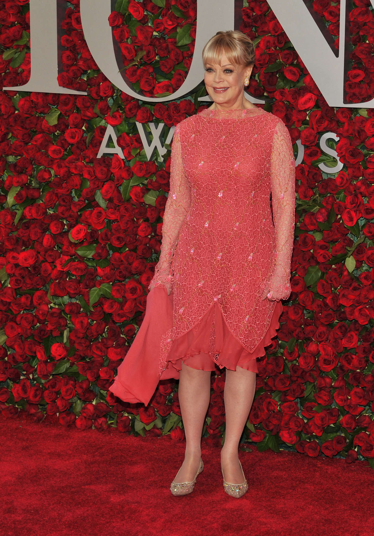 Candy Spelling: 2016 Tony Awards -01 - GotCeleb