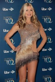 Caprice Bourret - 'Dancing On Ice' TV Show Series 11 Launch Photocall in Hertfordshire