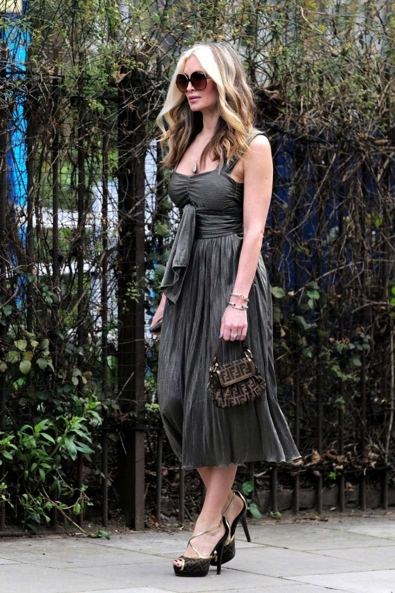 Caprice Bourret 2020 : Caprice Bourret – Out in London-01